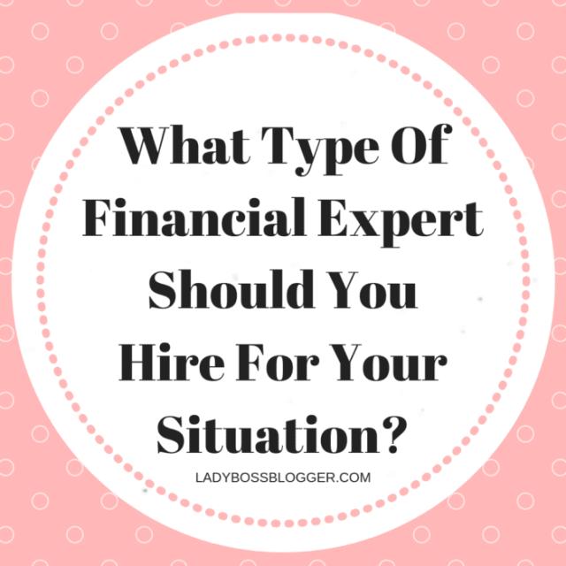 Financial Expert