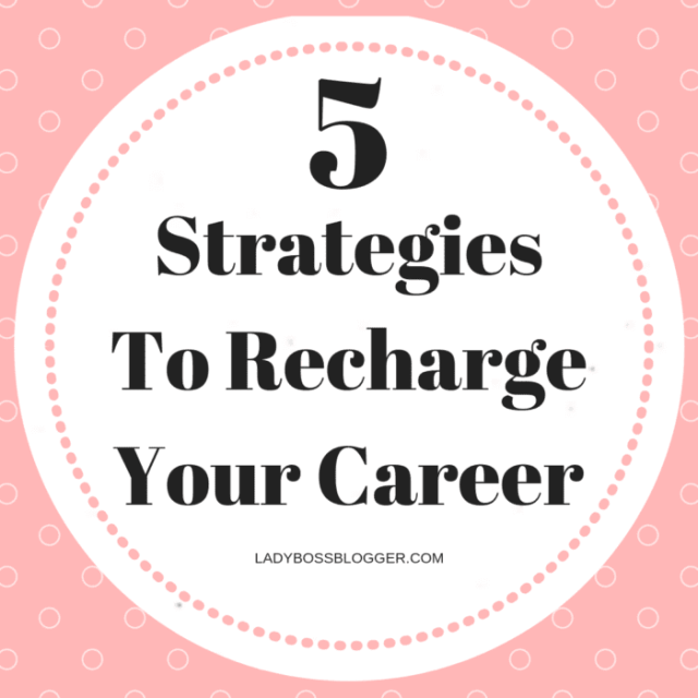 Recharge career