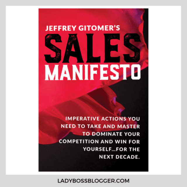 sales manifesto