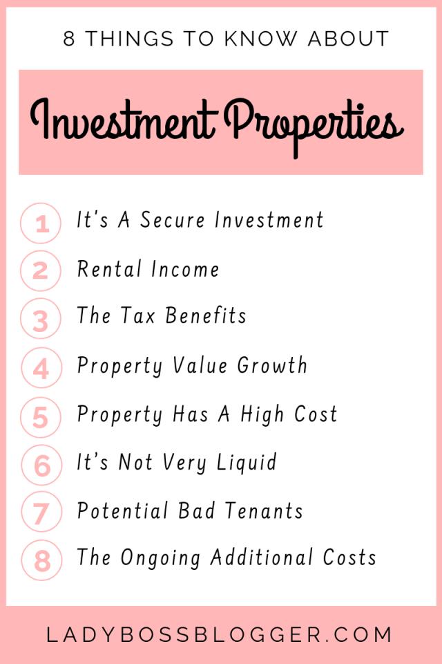 Investment Properties LadyBossBlogger.com (1)