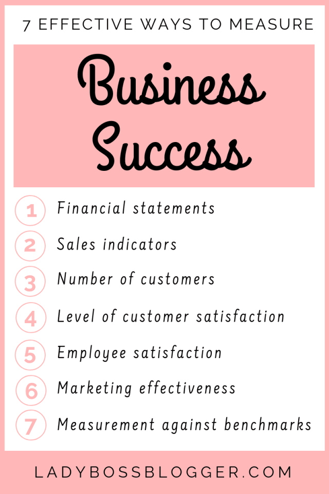 business success LadyBossBlogger.com