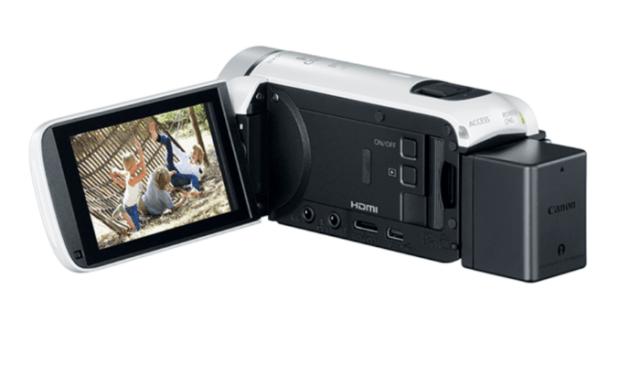 Canon VIXIA HF R800 cameras ladybossblogger.com