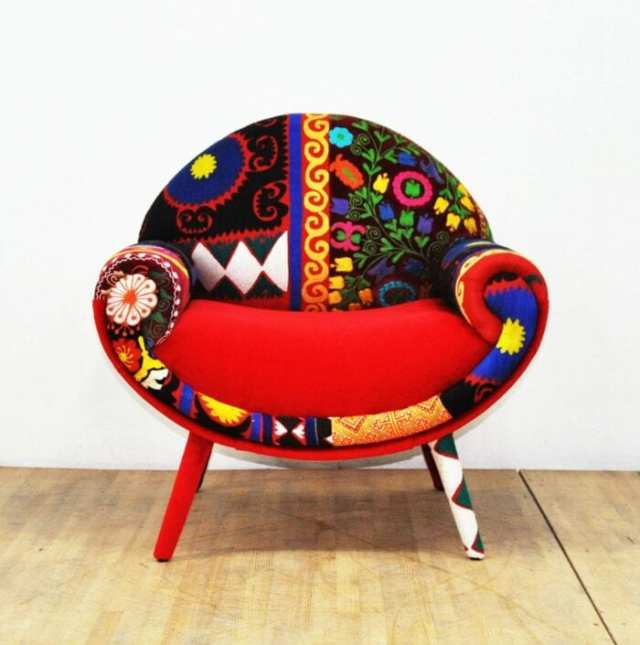 Smiley Armchair