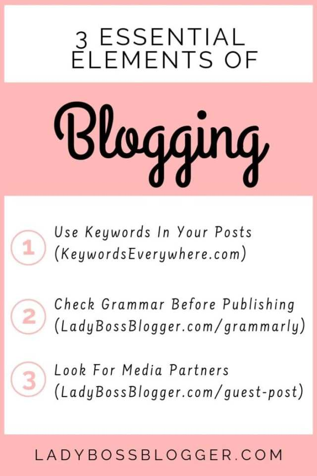 blogging LadyBossBlogger.com