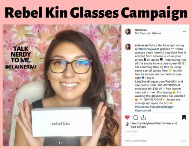 influencer campaign with elaine rau ladybossblogger 4