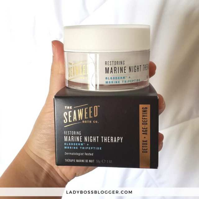 the seaweed bath company target product review ladybossblogger