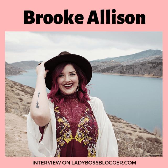 Brooke Allison ladybossblogger interview1