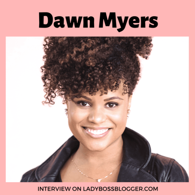 Dawn Myers Helps Women Of Color Style Their Natural Hair With Tech-Enabled Tools