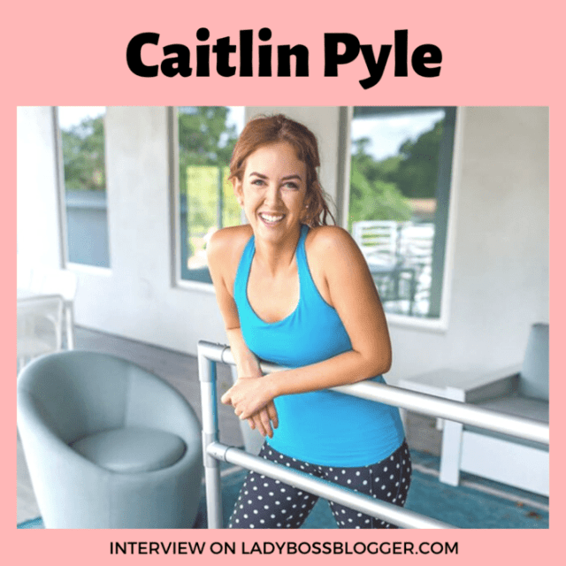 Caitlin Pyle Helps People Learn How To Work From Home And Make Real Money