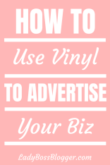 How To Use Vinyl For Advertising3
