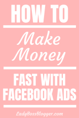 Make Money Fast With Facebook Ads