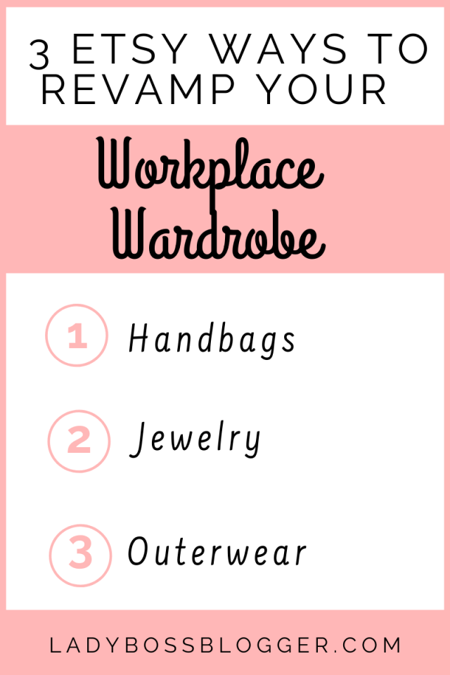 3 etsy ways to revamp your workplace wardrobe LadyBossBlogger.com