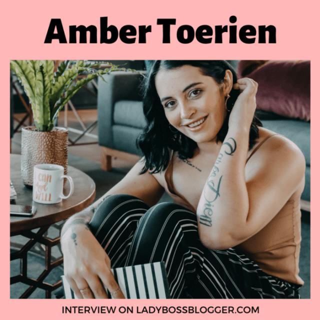 Amber Toerien interview ladybossblogger.com