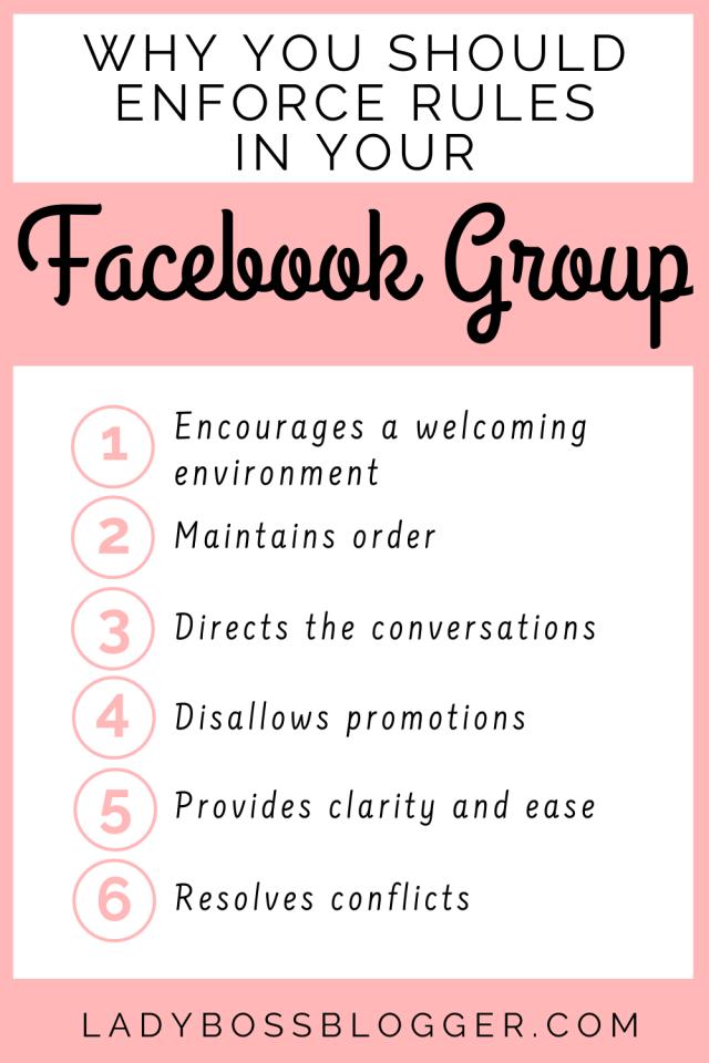 Facebook group LadyBossBlogger.com