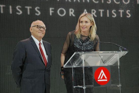 Ladybrille Exclusive  (Video) Academy of Art University Honors Max   Lubov  Azria  academyofart  IHTLuxury  bcbgmaxazria 72cfac0af