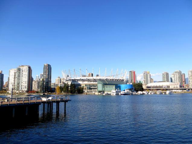Vancouver Sea Wall