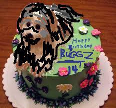 14th cake