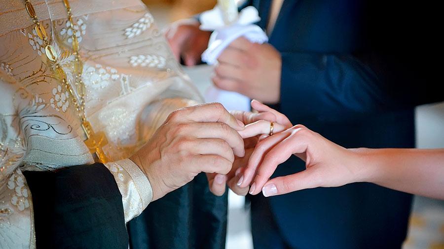 Bruiloft verloving
