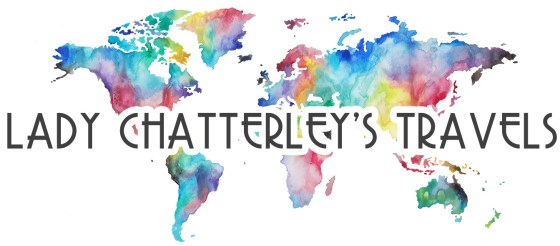 Lady Chatterley's Travels Logo