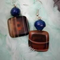brown-earrings