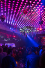 attend the RADDAR7 London party at the Cuckoo Club, London.