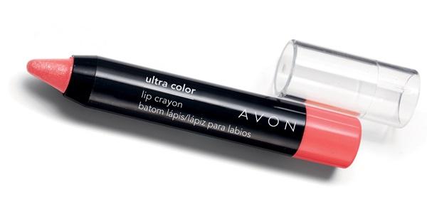 Ultra Color Lip Crayon Batom Lápis, Avon, R$23,99