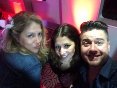 Hangin' with Lizza Monet Morales & Jorge Narvaez