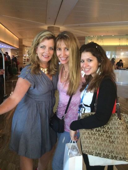 Luly B, Lorraine Ladish & LadydeeLG