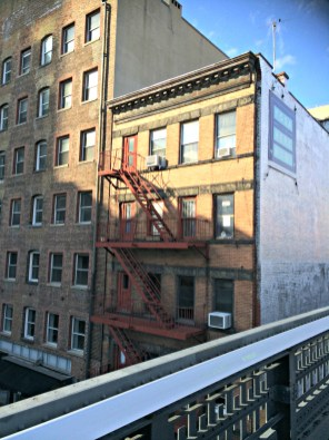 see from the High Line