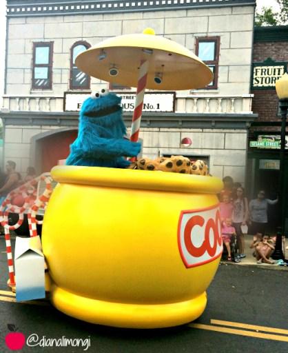 Sesame Place Parade 3