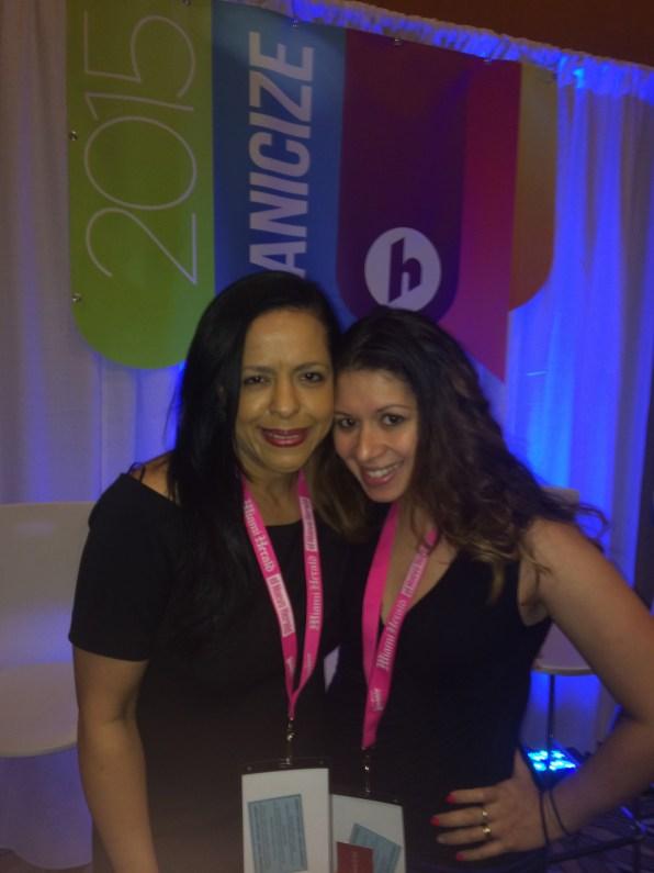 My dear friend Elianne Ramos