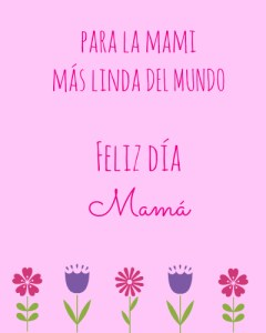 Free Mother's Day Cards Spanish