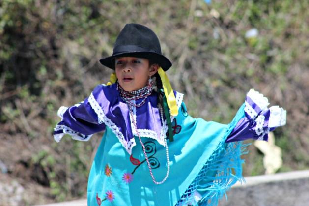 dancing in Machachi