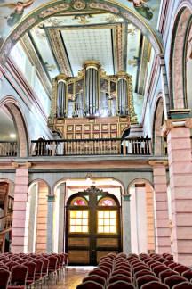 Organ-old-Cathedral-Cuenca