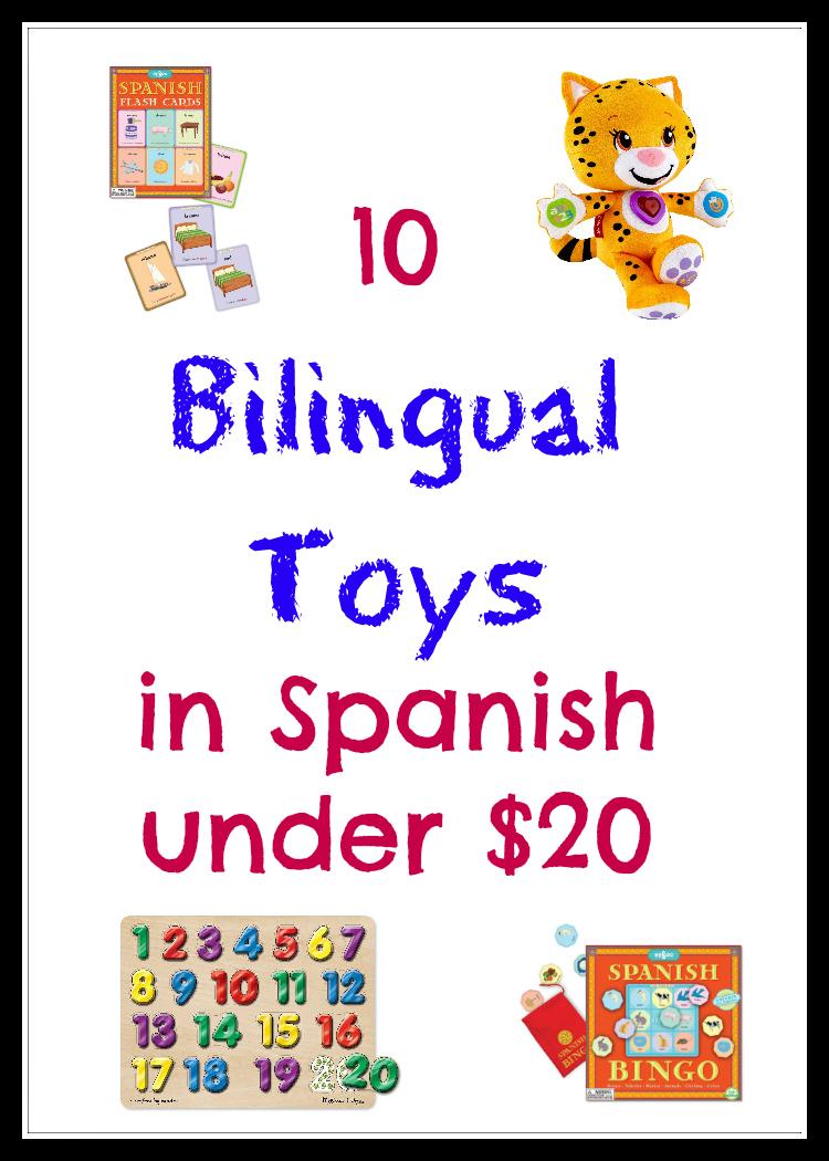 10 Bilingual Toys In Spanish Under 20 Ladydeelg