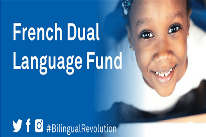 Inauguration of French Dual Language Fund