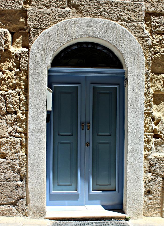 doors of Valletta