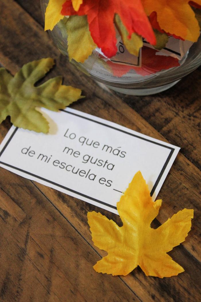 spanish conversation starters in Spanish