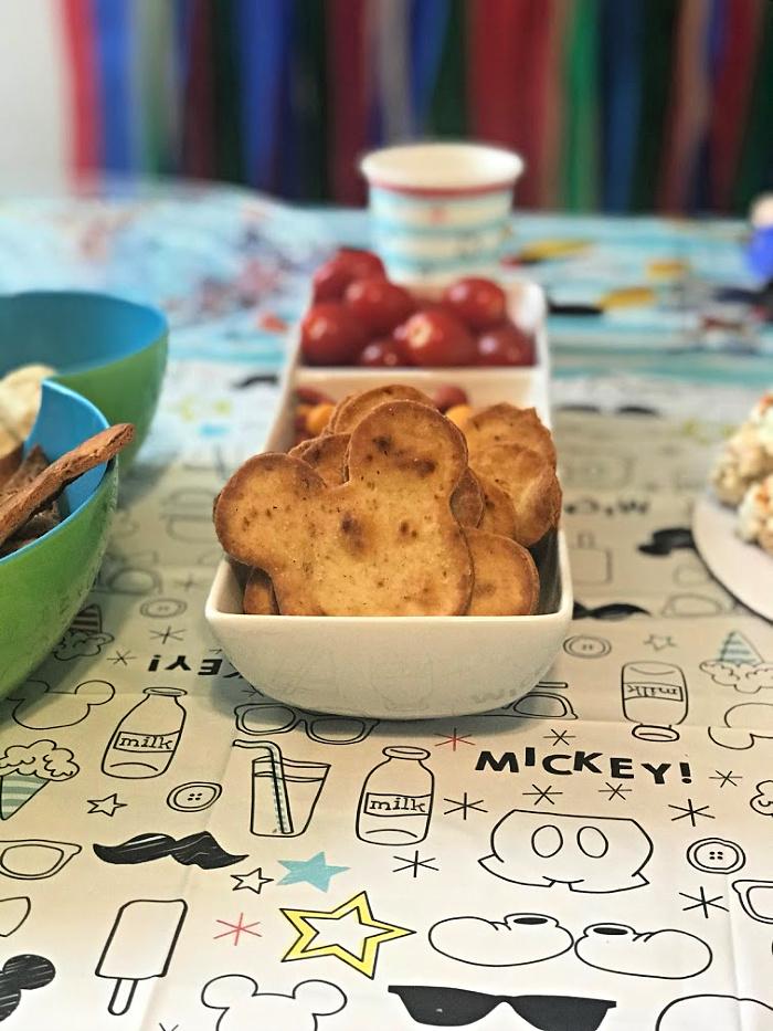 Mickey Mouse Pita Chips