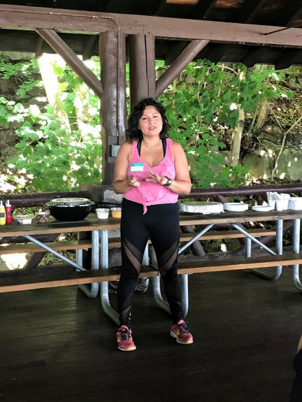 Cindy Rodriguez Reclama founder