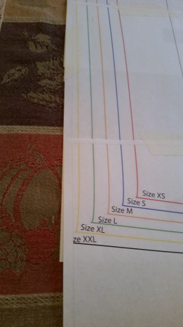 Pattern printing problems