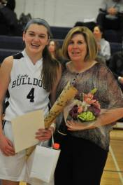 Kara Penney and her mom