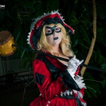 Pirate Harley Quinn