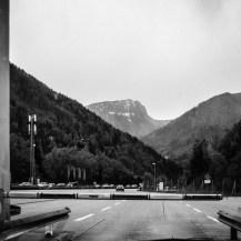 Přechod slovinských hranic
