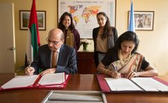 United Arab Emirates and UN Women sign new agreement to open Liaison Office in Abu Dhabi