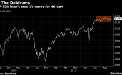 U.S. Markets Stuck in a Rut as Jobs Data Keep Traders Guessing