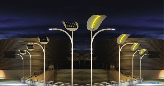 Las Vegas' New Street Lights Are Powered by Your Steps