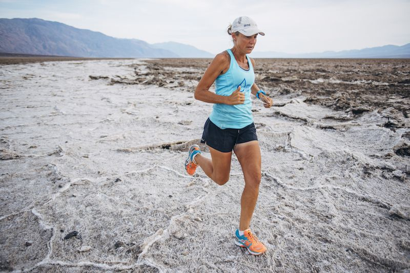 Woman Runs Equivalent of 40 Marathons Across 6 Continents to Raise Awareness about Global Water Crisis