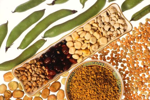 Plant-based protein is replacing meat.