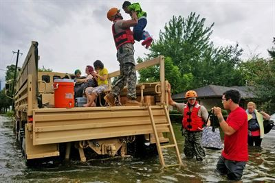 The Havoc of Hurricane Harvey & How You Can Help